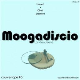 Couvre x Tape #5 – Moogadiscio