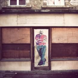 Pierre Burnel – BRNL, Street-artiste (Caen, France)