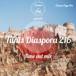 Couvre x Tape #10 – Tunis Diaspora 216 : Time out mix