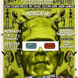 La Invasión de Los Monstruos – PPDD dj French Rap set [Event]