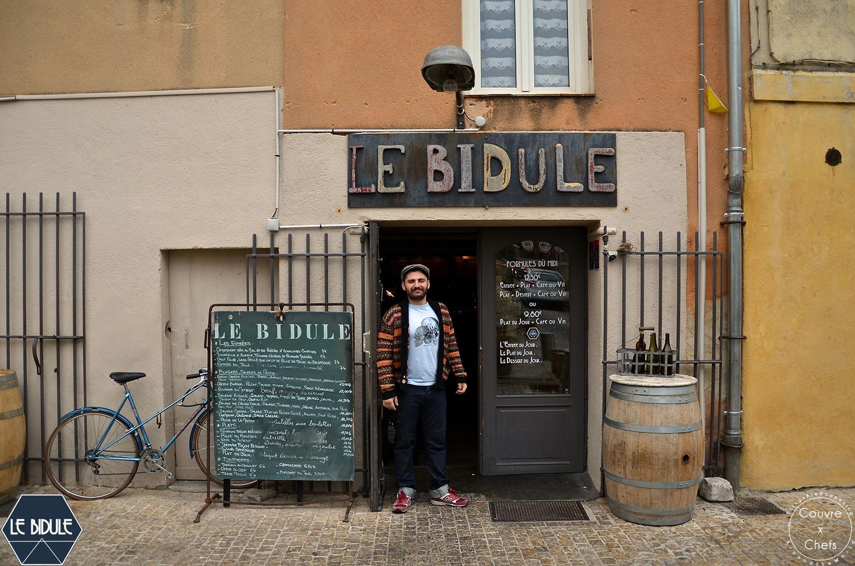 Restaurant Bidule Paris