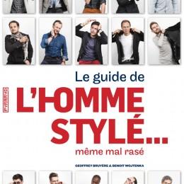 Lecture du mois : Le Guide L'Homme Stylé… même mal rasé.