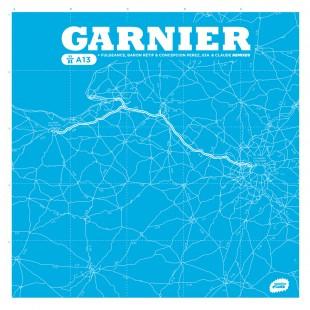 Laurent Garnier annonce A13 [EP] chez Musique Large