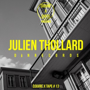 Couvre X Tape 13 Julien Thollard Din Records
