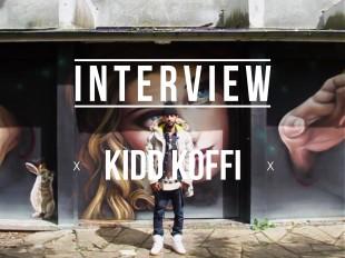 Rencontre avec le rappeur Kidd Koffi