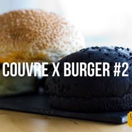 Le Couvre x Burger #2 enfin dévoilé (teaser)