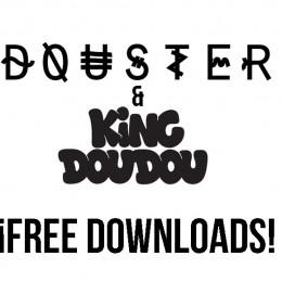 Douster (aka King Doudou) t'offre deux edits de Young Thug pour l'été