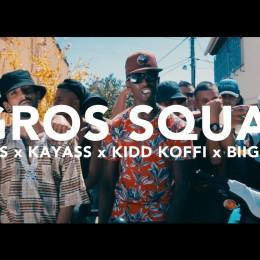 GROS SQUAT : AMS x Kayass x Kidd Koffi x Biig Say