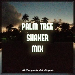 """Palm Tree Shaker Mix"", by Philou passe des disques"
