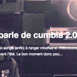 Philou talks about cumbia 2.0with L'Artichaut