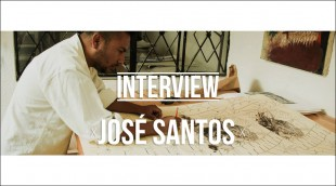 Interview : José Santos, artiste plasticien anglo-mexicain