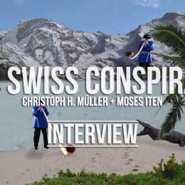The Swiss Conspiracy : « Quand les Alpes rencontrent la jungle. » (+ FREE remix exclusif)