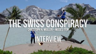 "The Swiss Conspiracy: ""When the Alps meet the jungle."" (+ exclusive FREE remix)"