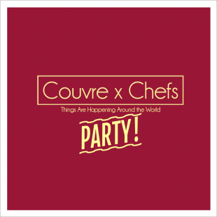 Couvre x Chefs PARTY ! Selectorchico™ + Philou (01.08.15)