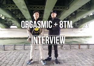 Orgasmic et 8TM parlent de leur soirée rap : «Mains en l'air»