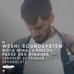Wesh ! SoundSystem avec Nidia Minaj et Philou passe des disques