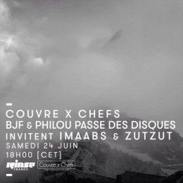 Rinse France : BJF & Philou invitent Imaabs & Zutzut