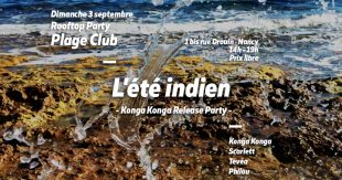 Plage Club · Rooftop · L'été indien (Konga Release Party)