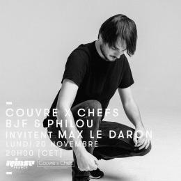 Rinse France : BJF & Philou w/ Max Le Daron – 20.11.17