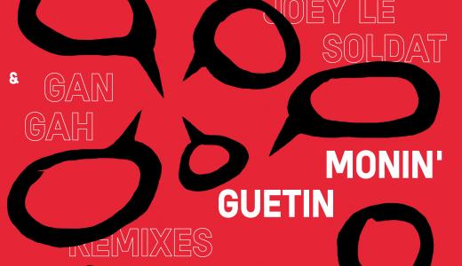 PREMIERE: Max Le Daron – Monin'Guetin feat. Joey le Soldat & Gan Gah (KKing Kong Remix) [Lowup]