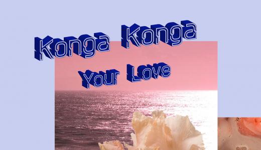 PREMIERE : Konga Konga – Behind Your Mask [HTS]