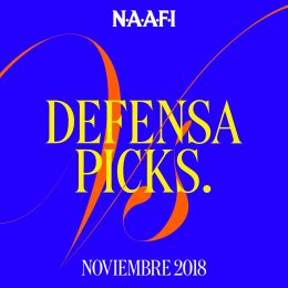 Defensa's playlist for NAAFI: Dancehall, Baile Funk, Pop & Club Music