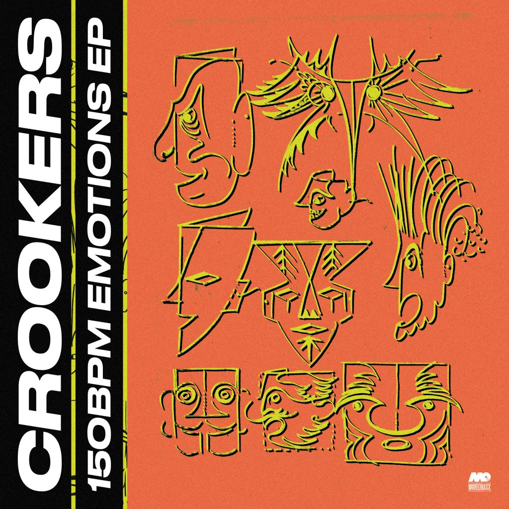 crookers moveltraxx 150 BPM Emotions couvre x chefs