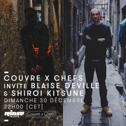 Rinse France w/ Blaise Deville & Shiroi Kitsune