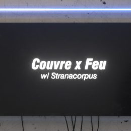 29.03 : Couvre x Feu w/ Stranacorpus @ Le 9b, Paris