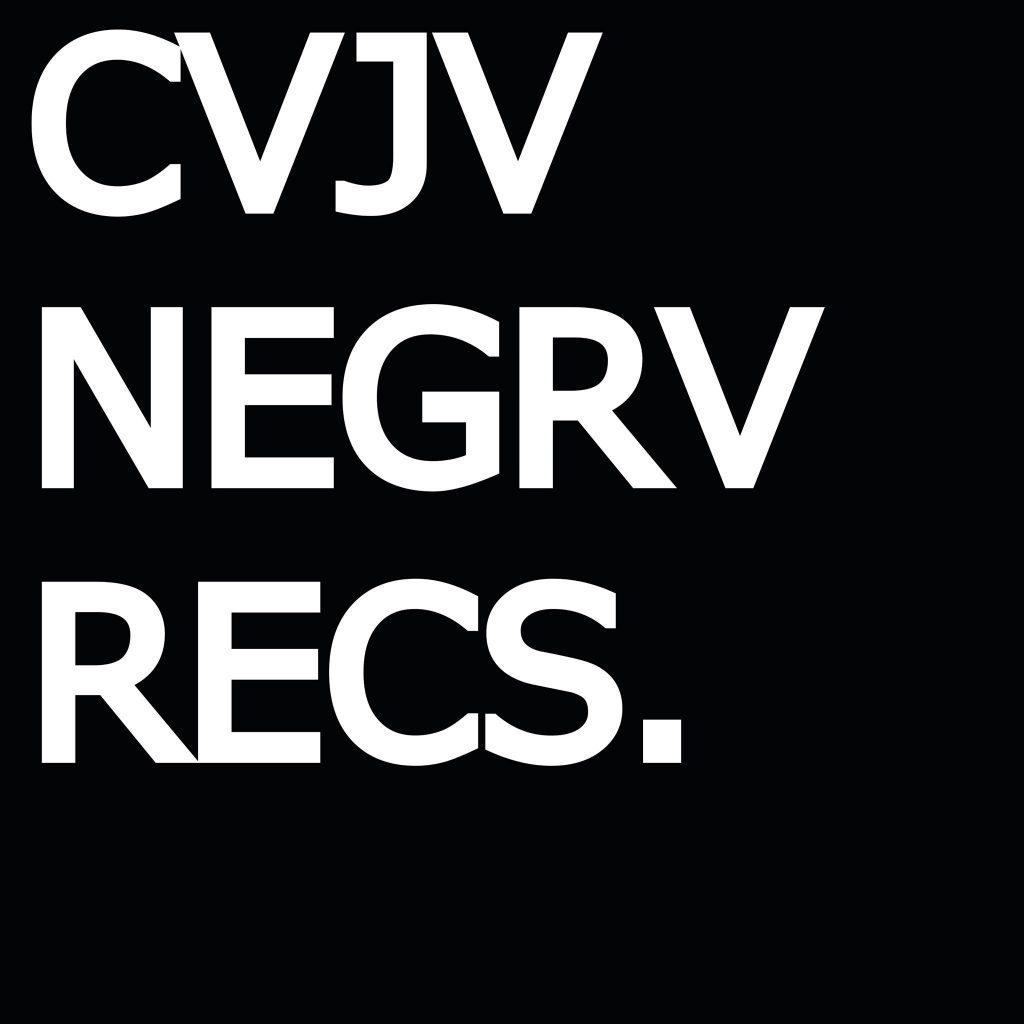 cvjv negra records logo couvre x chefs