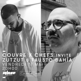 Rinse France w/ Zutzut & Fausto Bahía | 17.05.2019