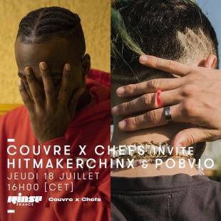 Rinse France w/ Hitmakerchinx & Pobvio – 18.07.2019