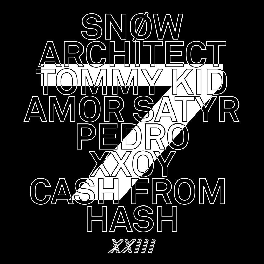 xxiii VOLUME 7 SNØW
