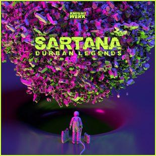 La touche UK de KG à l'EP gqom de Sartana [Knightwerk]