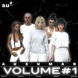 Auxuman, the first album created entirely with AI