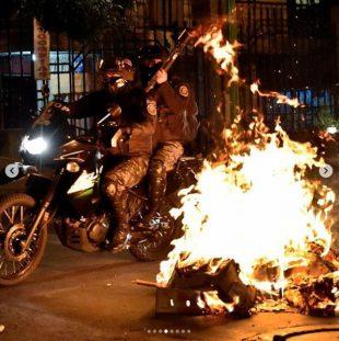 Funeral revolution Bolivie