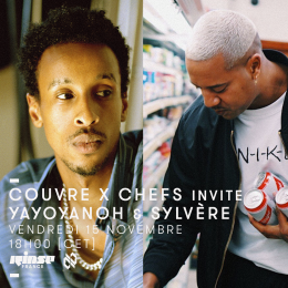 Rinse France w/ Yayoyanoh & Sylvère – 15.11.2019